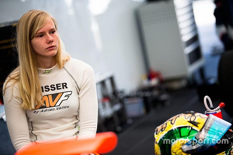 Visser returns to GP3 with Trident