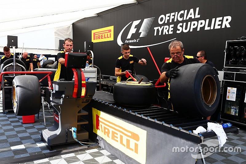 Pirelli se exime de falhas em acidente de Rosberg
