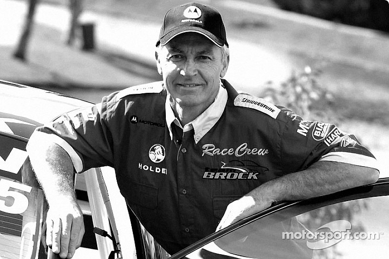 Le Nevez to play Peter Brock in telemovie