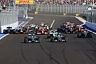 Rusia está considerando un GP nocturno