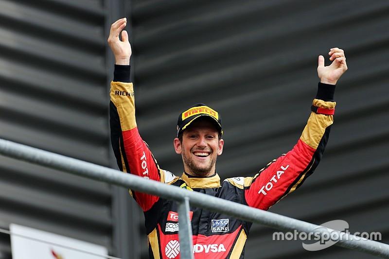 Lotus - Avec de l'argent, nous serions en troisième place du championnat