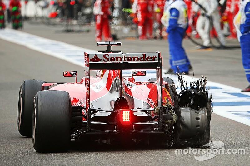 Le débat – Ferrari ou Pirelli responsable de la mésaventure de Vettel?