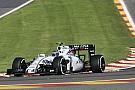 Williams espère conserver Massa et Bottas
