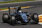 Pérez a manqué d'arguments pour viser le podium à Spa