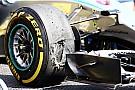 Pneus Pirelli - Vettel et Rosberg victimes de deux problèmes distincts