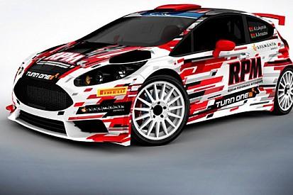 Ecco la livrea della Fiesta R5 di Alexey Lukyanuk