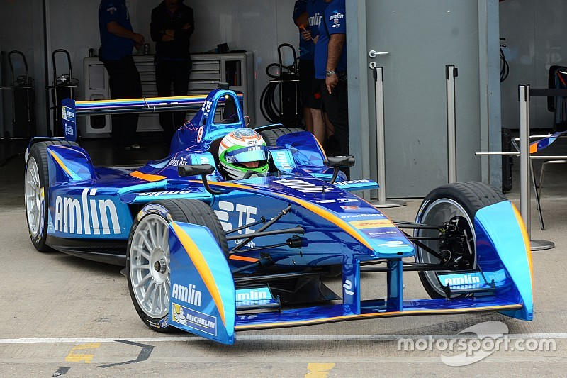Andretti ditches season two powertrain