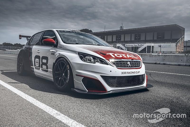 Peugeot lance la 308 Racing Cup