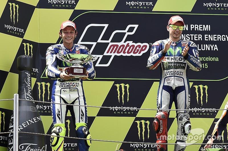"""Valentino Rossi - """"Cette bagarre c'était mon rêve, mon objectif"""""""