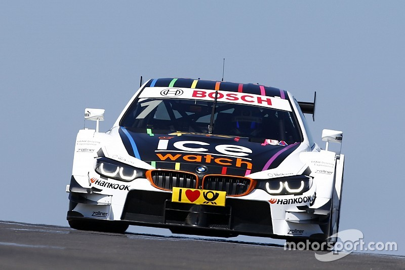 Qualifications 1 - La pole pour Marco Wittmann