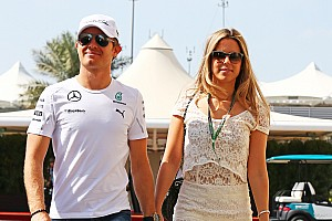 Formula 1 Breaking news Rosberg becomes a father ahead of Italian GP