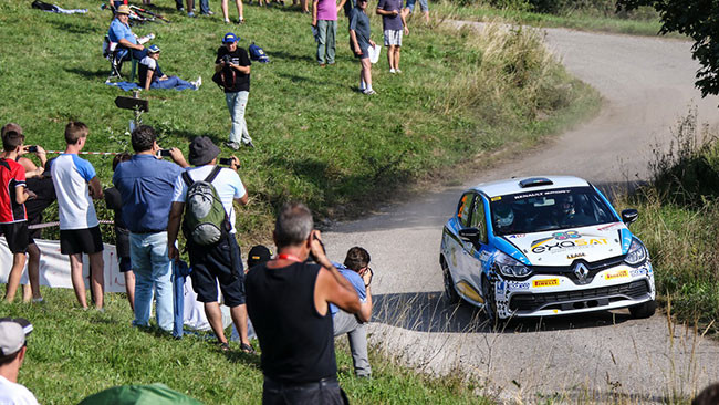 In Friuli Luca Rossetti ipoteca il titolo 2015