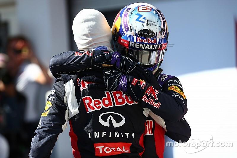 Квят: Мы начинаем новую эпоху Red Bull