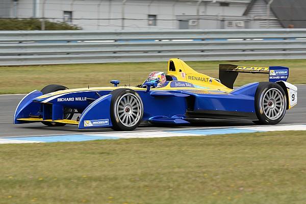 Buemi e Prost? Ancora in forza alla e.dams Renault