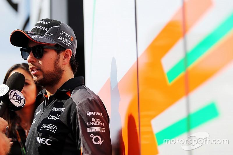 Перес: Не сомневаюсь, что останусь в Force India