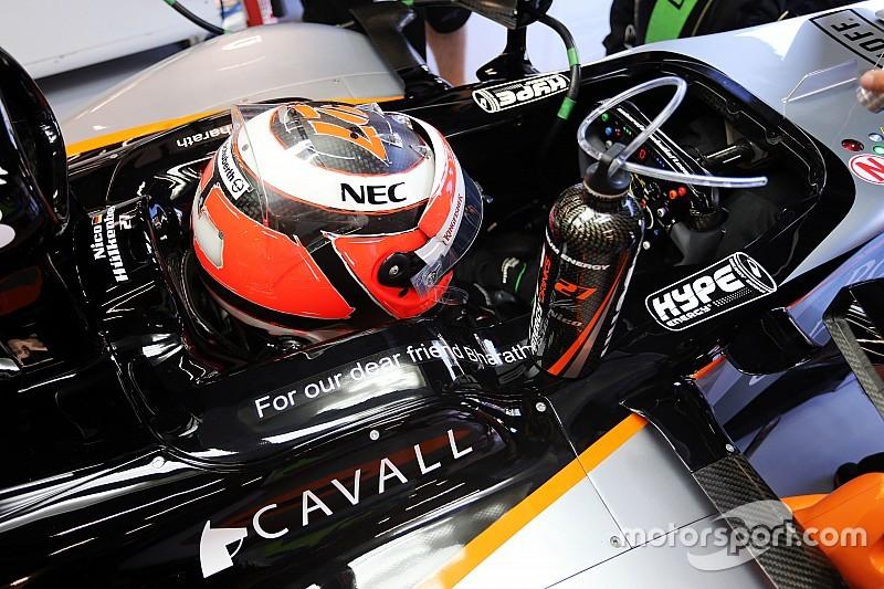 "Hulkenberg: Closed cockpit would ""sterilise"" F1"
