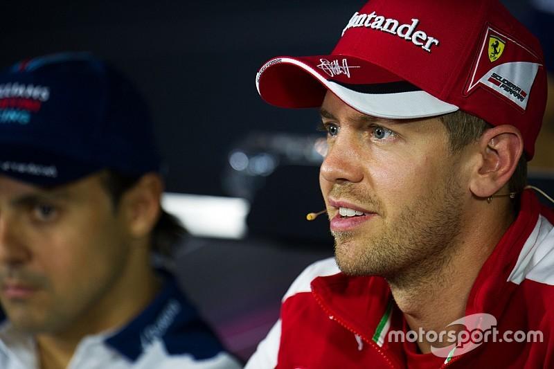 """Vettel: """"La gomma? Pirelli è stata professionale"""""""