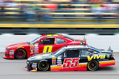 NASCAR to impose crew suspensions for lost ballast or wheels