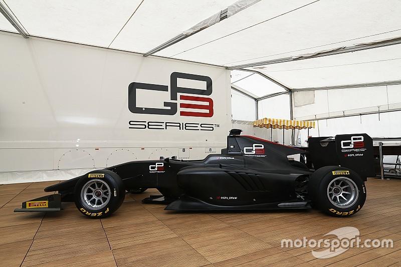 La nouvelle monoplace du GP3 dévoilée