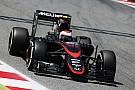 McLaren revient à une version longue de son nez à Monza