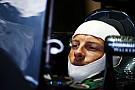 Button, penalizado y resignado, espera una carrera difícil