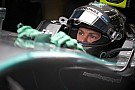 Una competencia apretada, dijo Rosberg