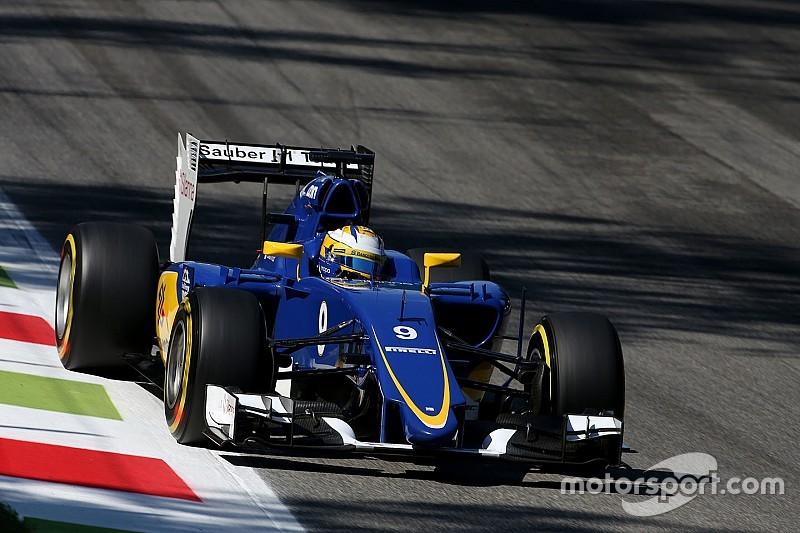 Ericsson, penalizado por obstruir a Hulkenberg