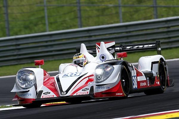 JOTA en pole position au Castellet