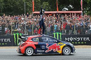 World Rallycross Résumé de course Timmy Hansen –