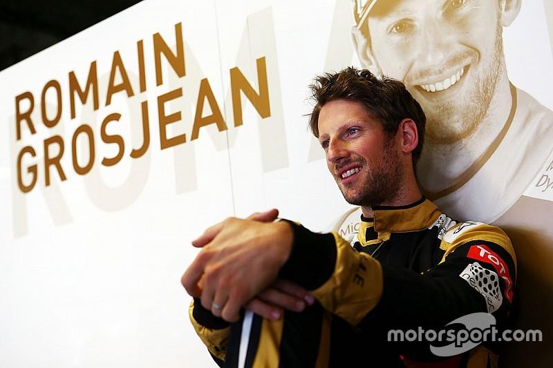 Grosjean surge como candidato a correr pela Haas
