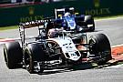 Monza: rubato un volante alla Force India