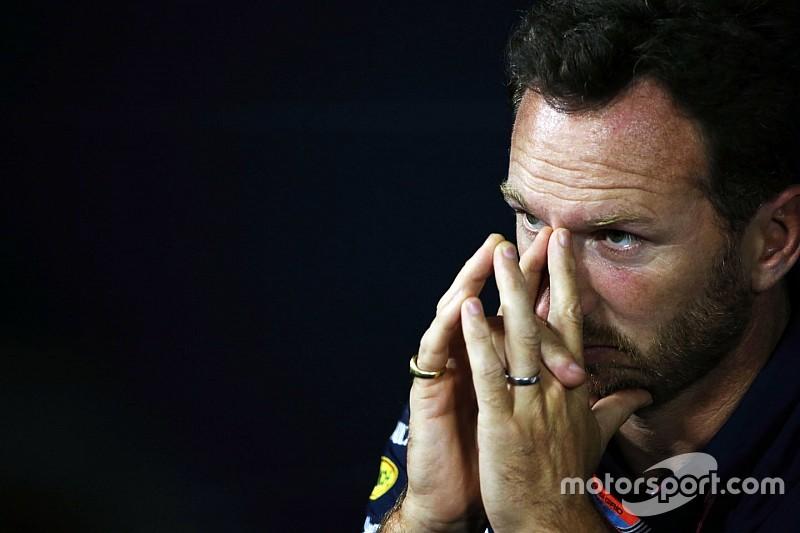 Хорнер: С новым мотором Mercedes смотрится «устрашающе»