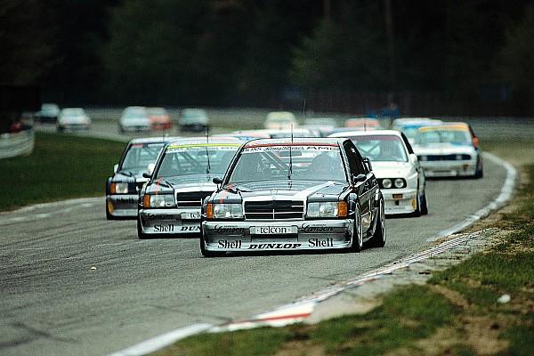 Photos - L'évolution des Mercedes en DTM depuis 1988