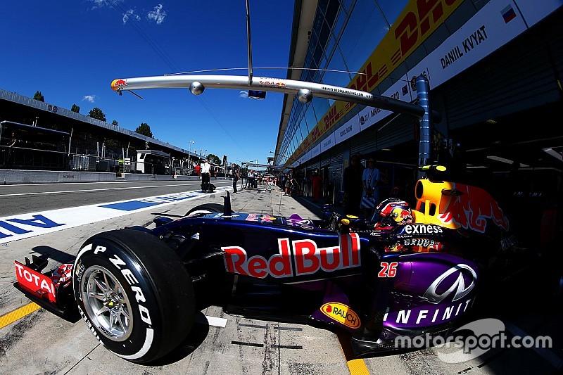 Red Bull et Toro Rosso pourraient ne pas utiliser l'évolution du V6 Renault