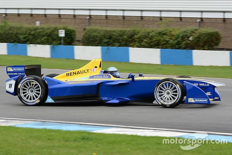 Renault e.dams utilisera un moteur unique