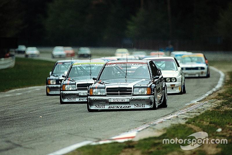 """""""Три луча"""" в DTM. Эволюция гоночных Mercedes"""