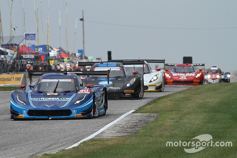 Two points separate top three prototype teams heading to the Lone Star Le Mans