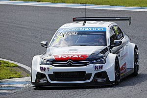 WTCC Race report Lopez extends points lead with race one victory in Japan