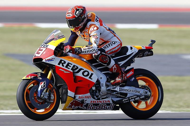 Première victoire de Márquez à Misano