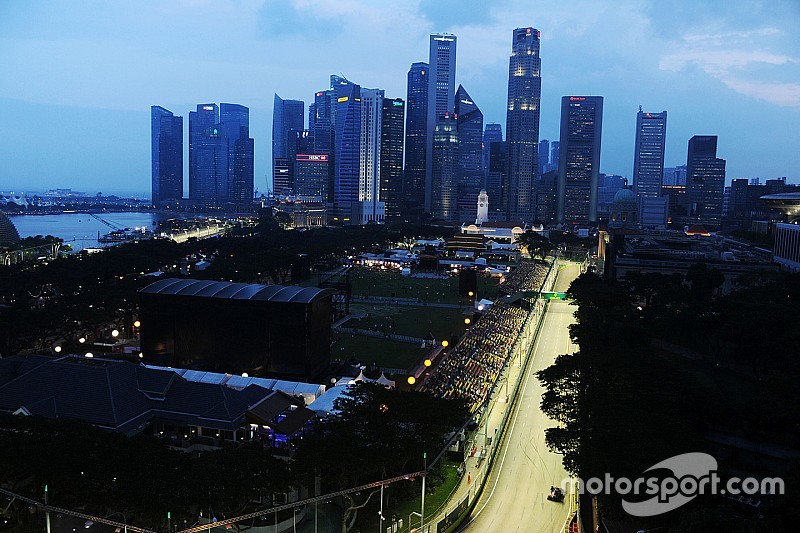 Singapore GP chiefs monitoring haze situation