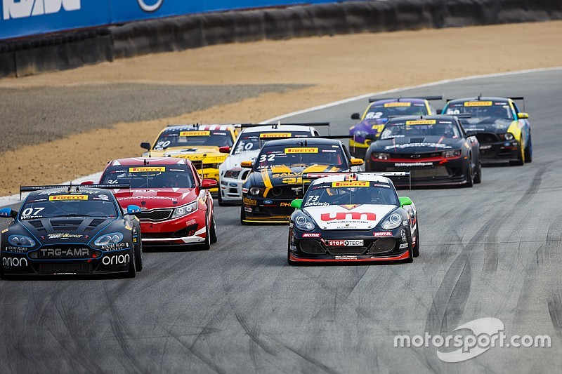 Pirelli World Challenge announces exciting 2016 schedule