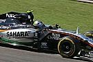 Force India porta nuovi aggiornamenti a Singapore
