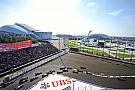 В Россию прибыла первая партия грузов для Гран При