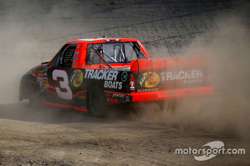 Charlotte Motor Speedway Open To Hosting Truck Race At