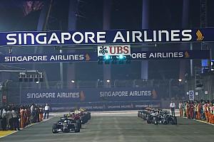 Formule 1 Contenu spécial GP de Singapour - Le programme TV du week-end