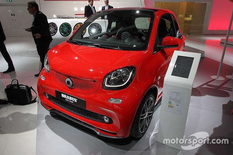 Officiel - Les futures Smart seront motorisées par Renault