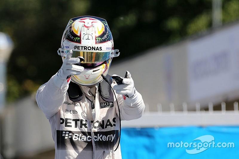 Hamilton, l'égal de Senna en autant de Grands Prix?