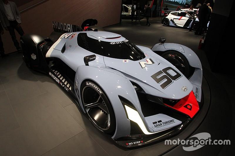 Hyundai sfida Red Bull e Ferrari con la N2025