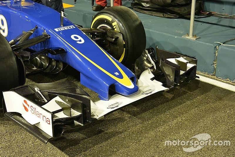 Sauber представила обновленную C34