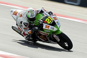 Superstock 600 Ultime notizie Jerez, Libere 1: doppietta tricolore con Rinaldi e Stirpe